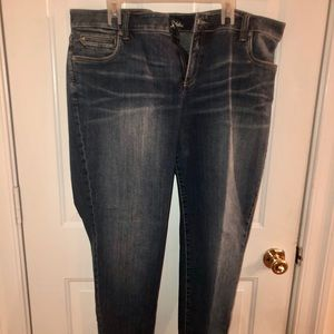 "KUT ""Catherine""Boyfriend Jeans"